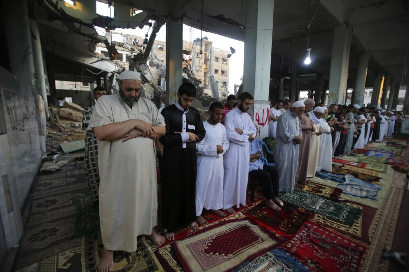UN Calls For Peace As Gaza Muslims Observe Eid Amid Clashes