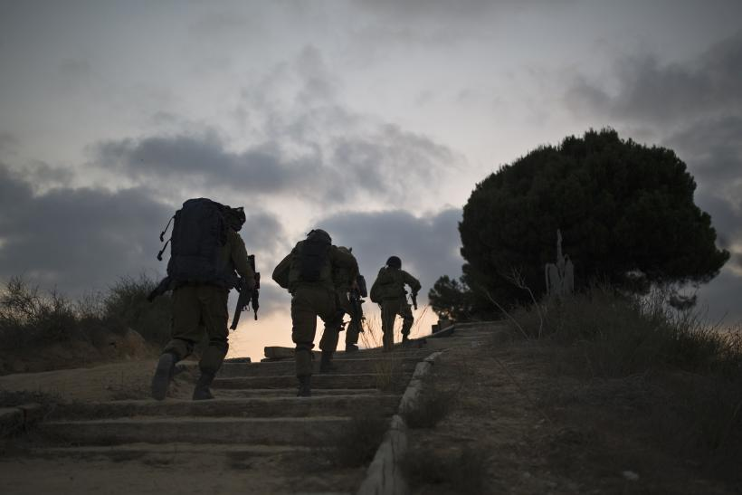 Hamas, Israeli Soldiers Clash Near Border In Israel