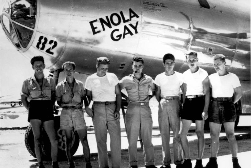 The Last Member Of The Enola Gay Crew Dead