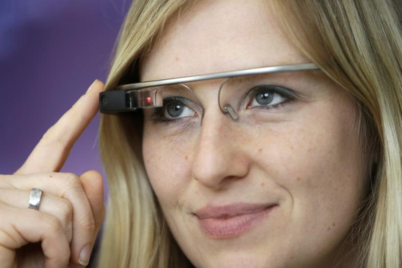 Google On The Verge Of Trademarking 'Glass'