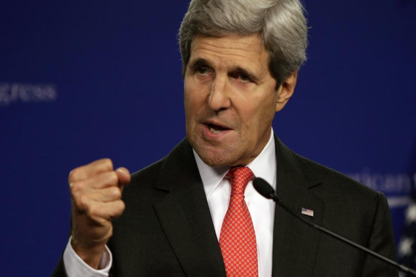 Kerry's India Visit: Revitalizing Trade Ties And Mending Relations