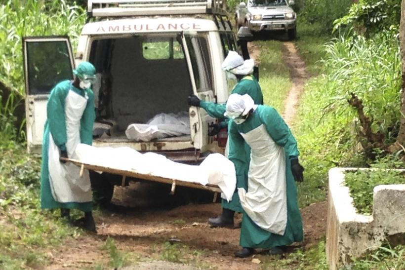 'Threat' Of Ebola Outbreak Worries International Community