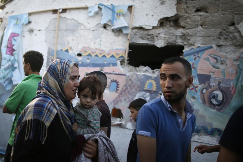 Israeli Shells Hit Another UN School, At Least 20 Killed