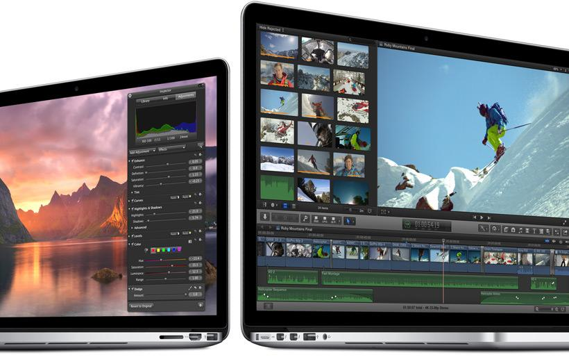 Apple 15-Inch Retina MacBook Pro Released: Benchmark Shows Processor Speed Gains