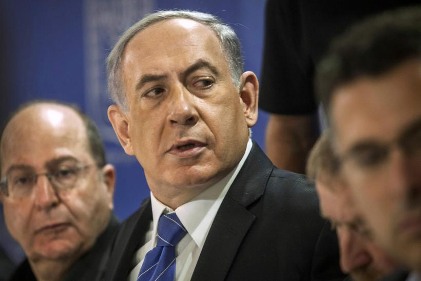 Netanyahu Digs In On Hamas Tunnels