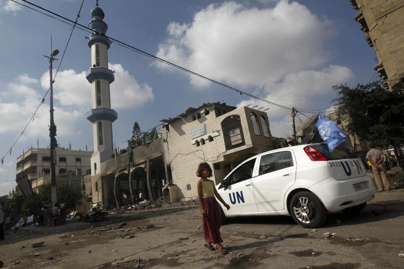 Overwhelmed UN Agency In Gaza Cries For Help