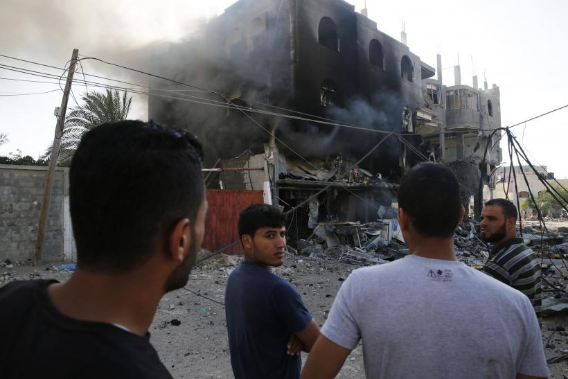 Why Egypt Has A Direct Interest In A Gaza Cease-Fire