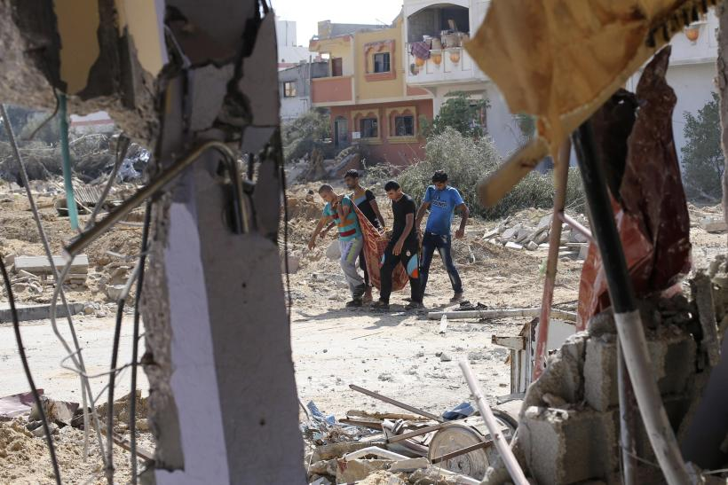 Cairo Talks At Risk After Gaza Cease-Fire Collapses
