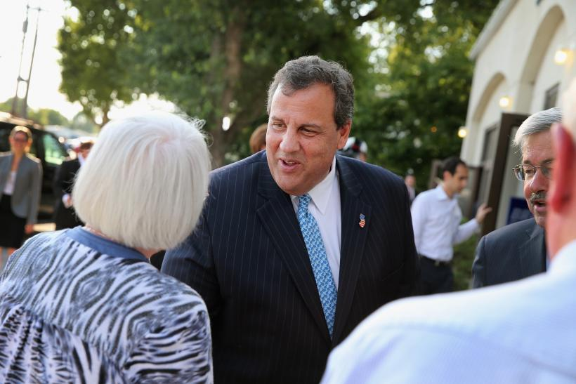 Chris Christie Exempts Himself From Open Records Laws, Can Hide His Backers