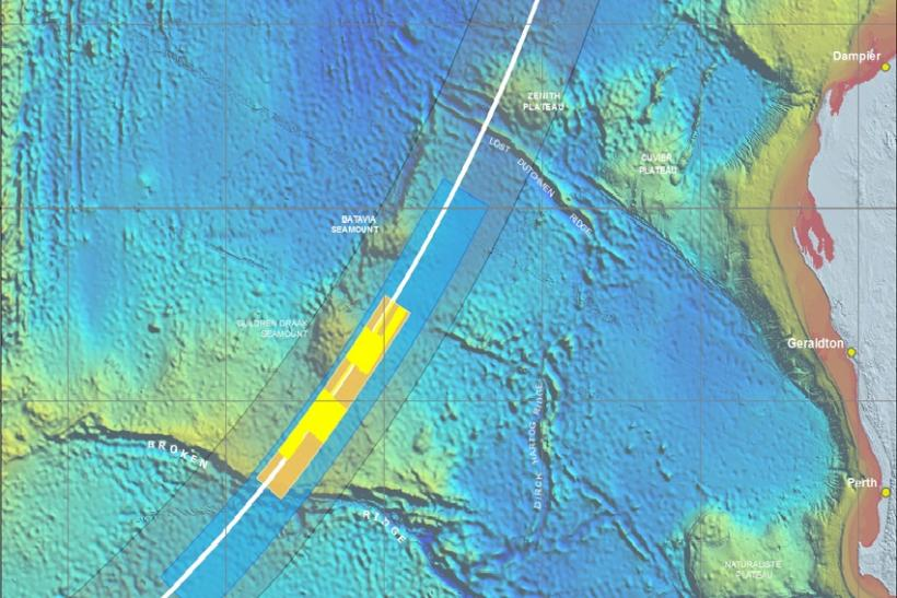 MH370 Search Area More Mysterious Than Surface Of Mars Or Venus