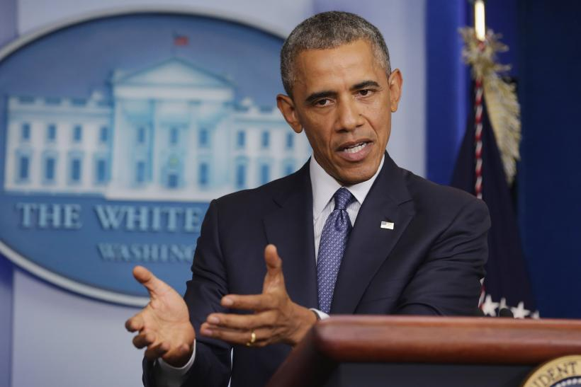 Obama Slams GOP For Blocking Bank He Derided As 'A Fund For Corporate Welfare'