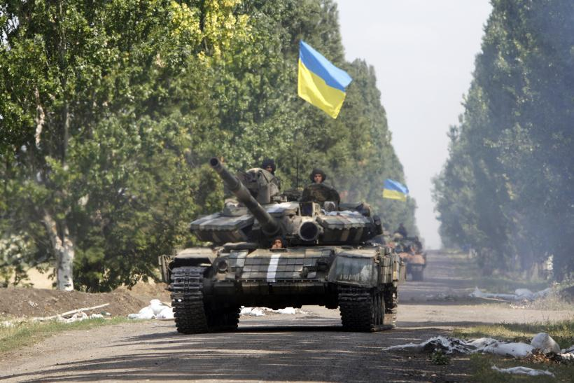Ukrainian Troops Killed In Ambush Near MH17 Crash Site