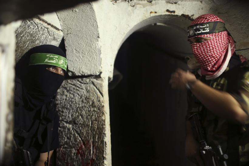 Hamas Claims Israel Targeted Military Leade