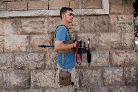US Officials Claim ISIS Video Showing James Foley Beheading Is Authentic