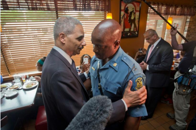 Holder: 'I Am A Black Man' Who Recalls Being Hassled By Cops