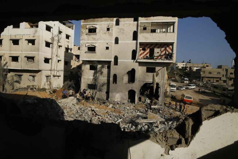 Violence Resumes In Gaza, Hamas And Israel Trade Rocket Fire