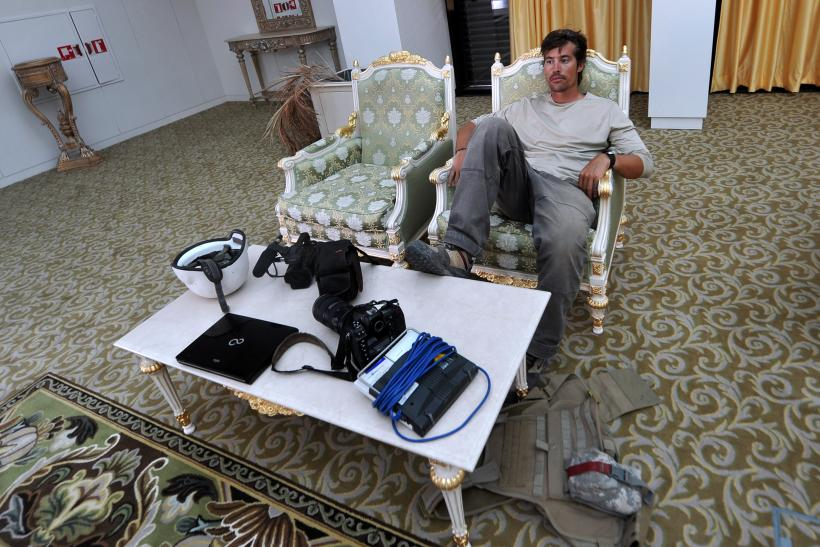 The Passion That Drove James Foley