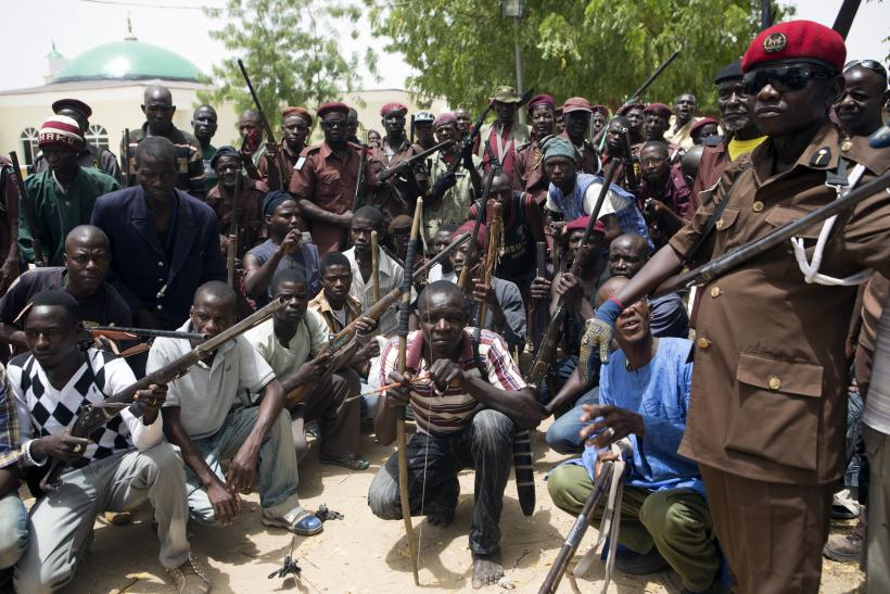 Boko Haram Wrests Control Of Border Towns As Nigerian Soldiers Flee