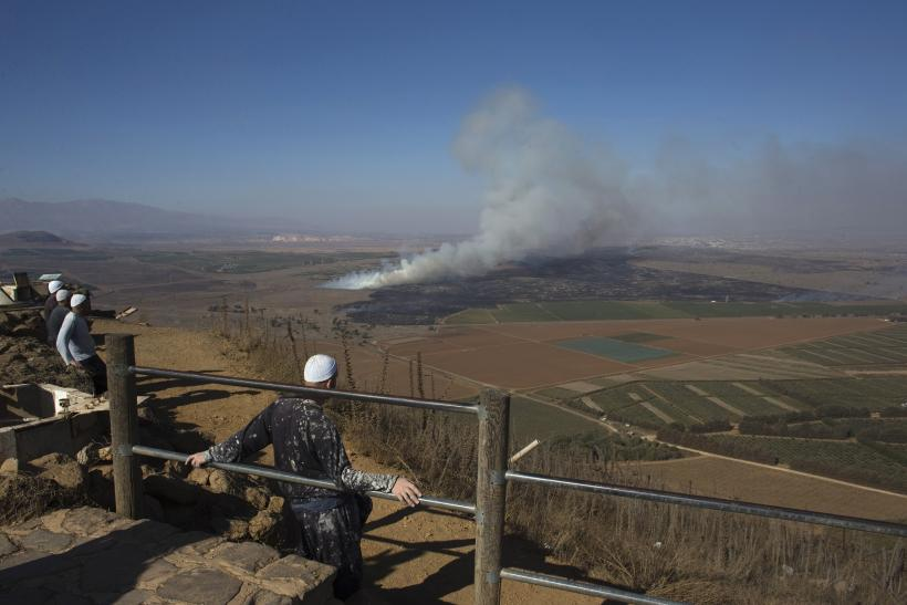 Syrian Rebels Capture Strategic Border Crossing In Golan Heights