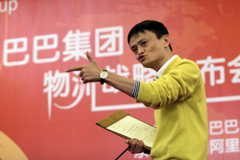 Alibaba Founder Becomes China's Richest Man