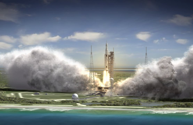 NASA Will Test Rocket To Take Humans To Mars
