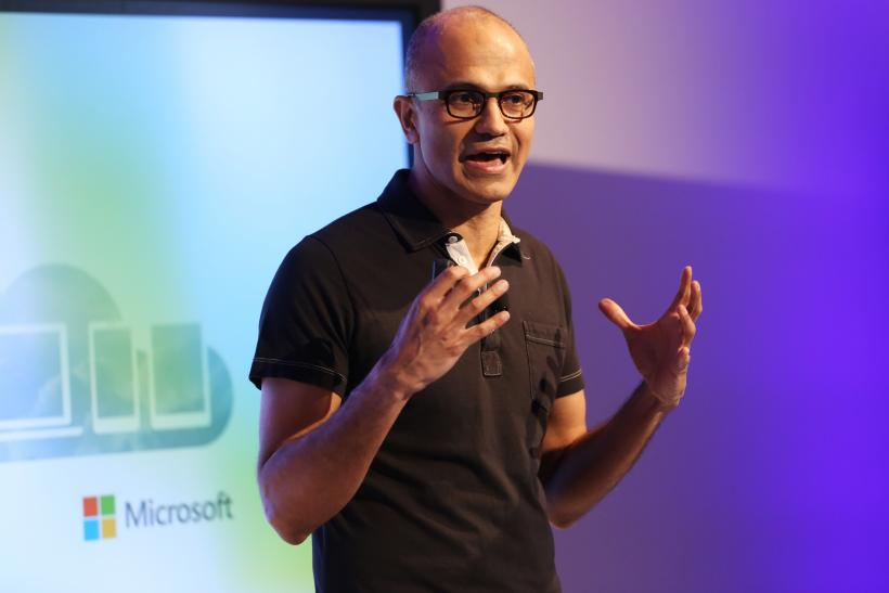 Microsoft CEO Nadella Expected To Visit China Amid Antitrust Probe