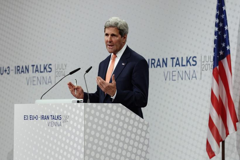 US Targets Iran Nuclear Sanction-Busters In Crackdown