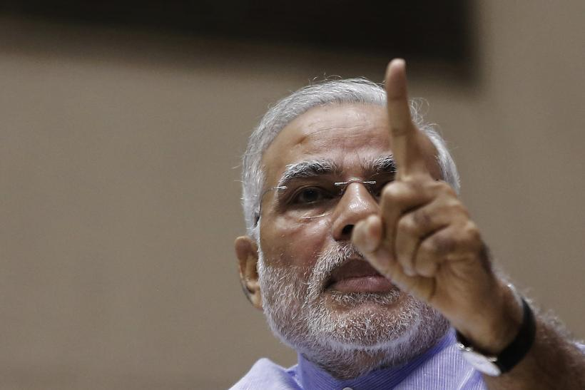Indian PM Rebukes Pakistan After Cancellation Of Peace Talks