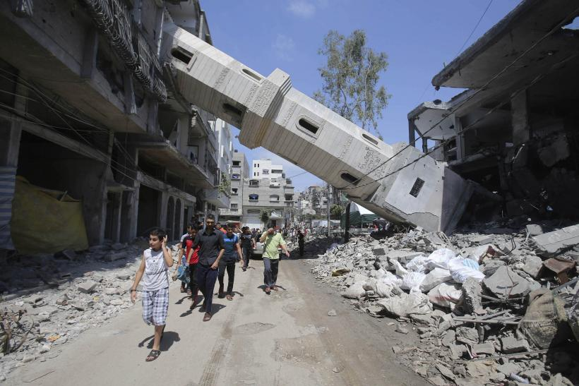 Gaza Will Take 20 Years To Rebuild, UN Affiliate Says
