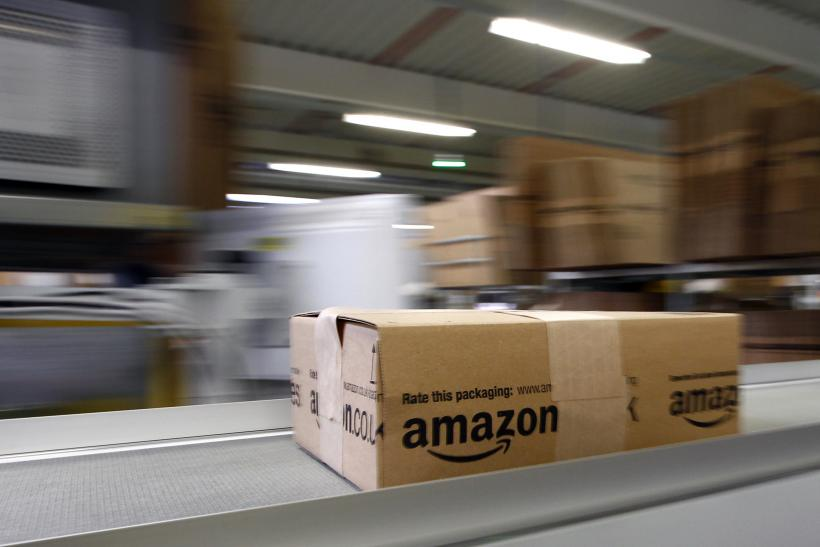 Amazon Accused Of 'Backdoor Entry' Into India's Retail Business