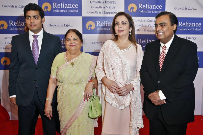 Microsoft, Reliance Industries Plan Startup Initiative For India