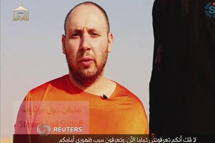 Steven Joel Sotloff Beheaded By ISIS
