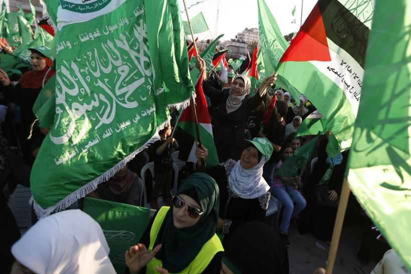 Hamas' Popularity Surges After Gaza Conflict