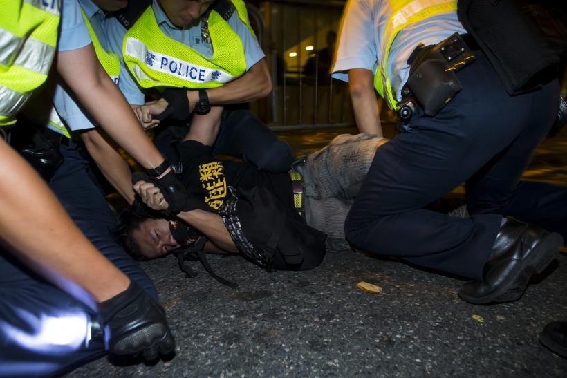 19 Pro-Democracy Protesters Arrested In Hong Kong