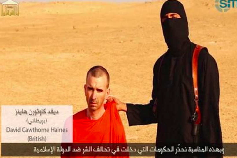 Latest ISIS Video Raises Questions About Fate Of Captive British National