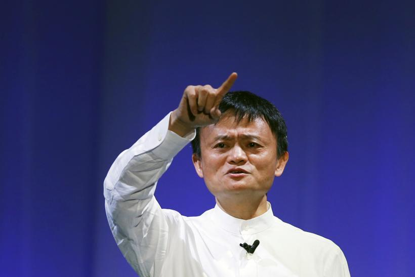Jack Ma Joins The Party