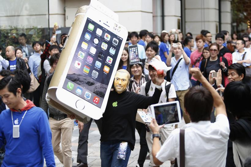 Want An iPhone 6? Here's How To Skip The Line