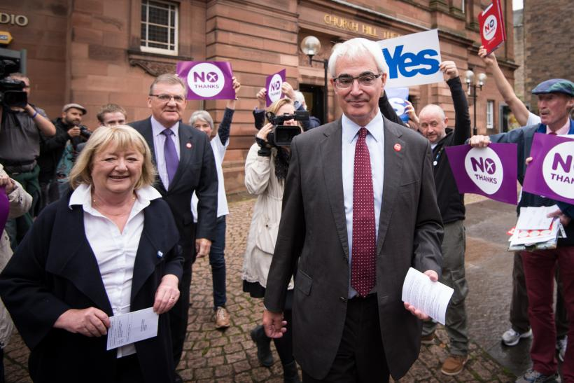 Scottish Independence Voter Turnout May Reach 90%