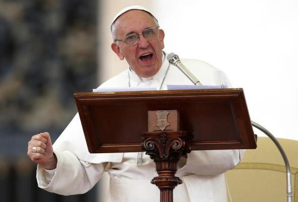 Security Stepped Up At Vatican: ISIS May Be Targeting Pope