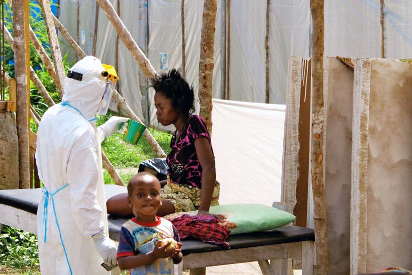 New Attacks On Ebola Aid Workers Reported In Sierra Leone