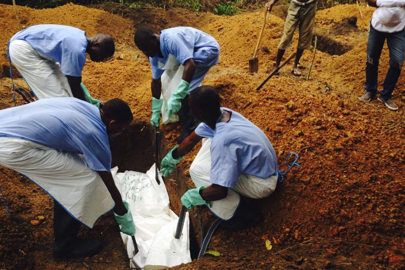 1.4 Million Ebola Cases By January?