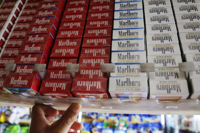 US Tobacco Giant Revealed As Highest-Spending EU Lobbyist