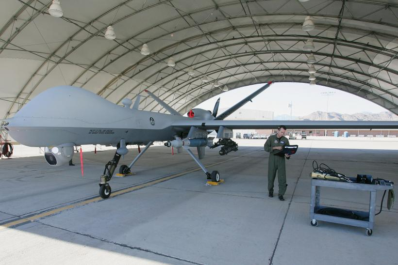 US drone strikes Pakistan