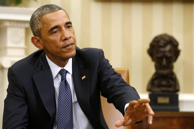 Obama Offers Federal Support To Help NYC Contain Ebola
