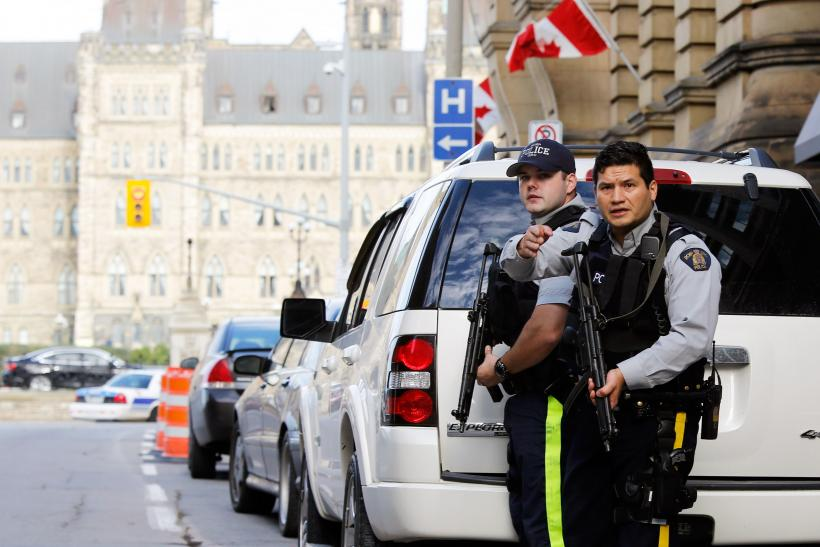 Suspected Shooter In Canada Attack Identified