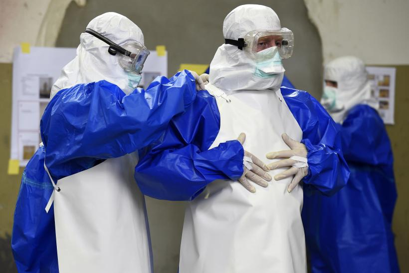 'It's Going To Be Like A Drudge Report For Ebola'
