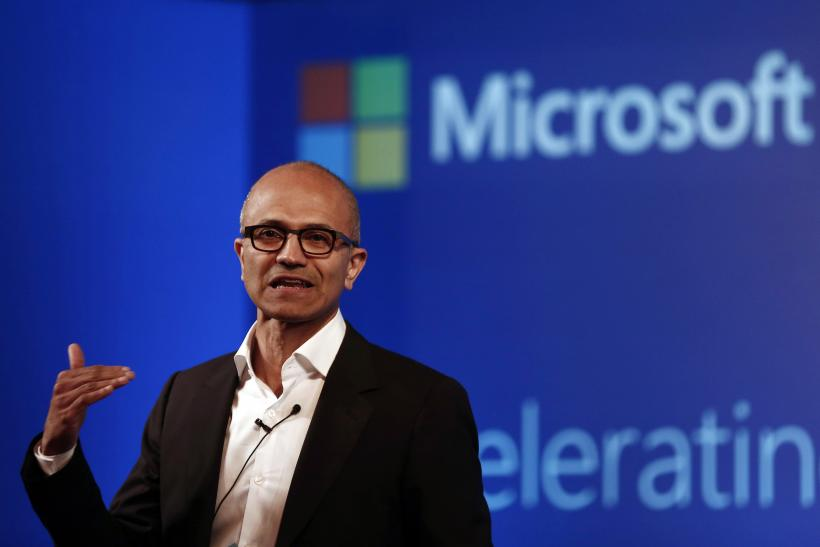 Microsoft Earnings Beat Street; Stock Jumps