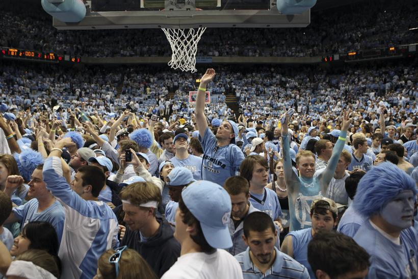Fraternities Flooded Fake UNC Classes