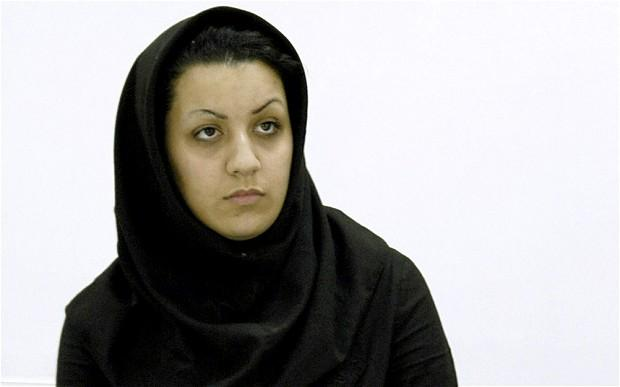 Iran Executes Woman Who Killed Her Alleged Rapist