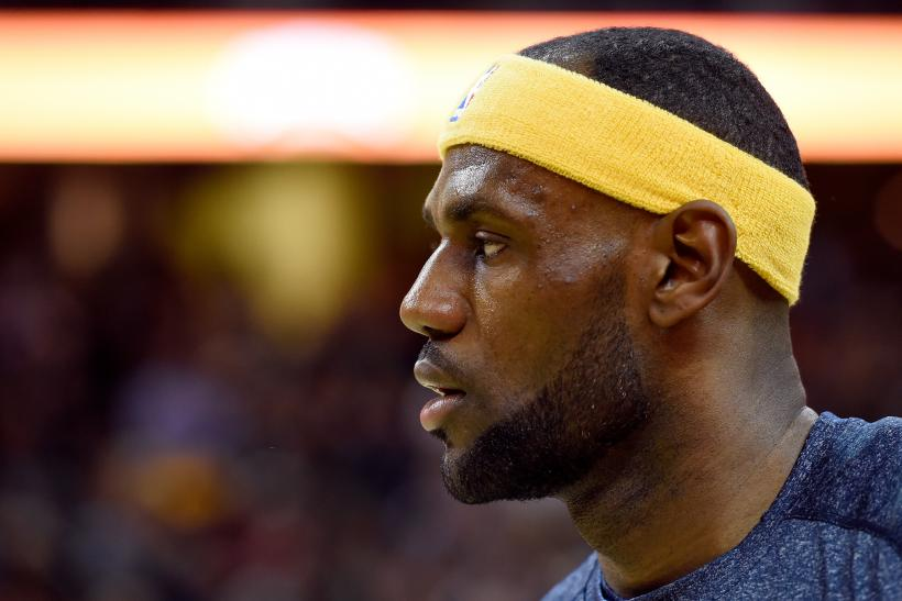 'LeBron Is A One-Man Economic Stimulus Package'